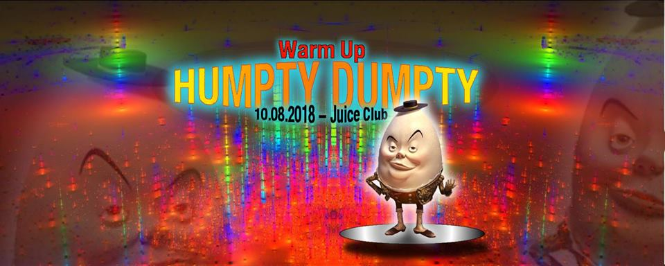 Humpty Dumpty OA - Warm up