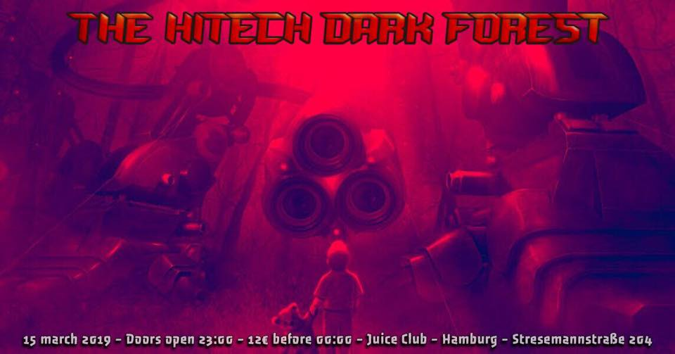 TNS – The Hitech Dark Forest VI