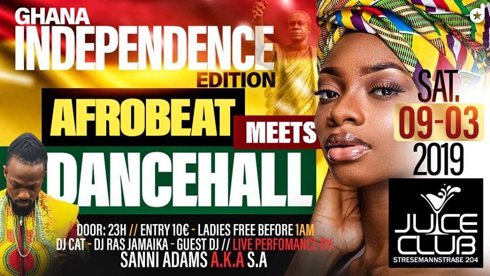 Afrobeat Meet Dancehall