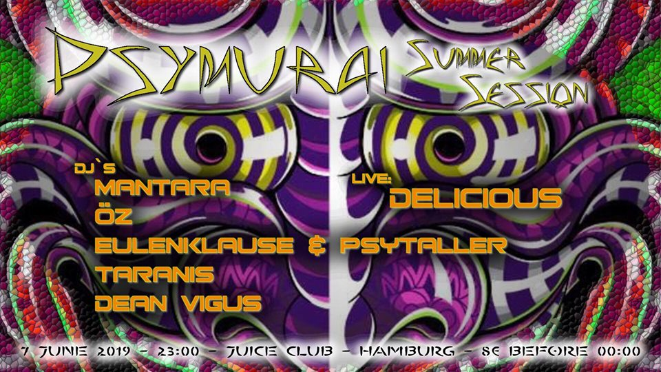 TNS: Psymurai Summer Session