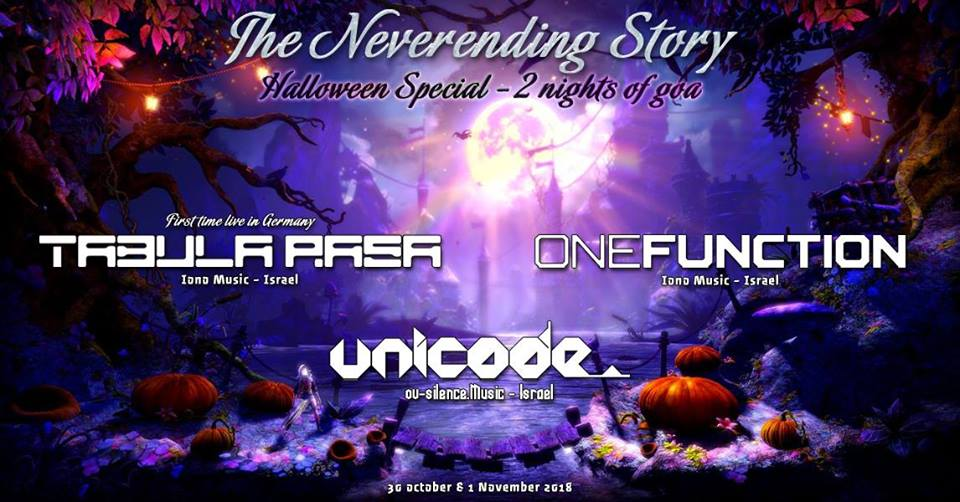 The Neverending Story: Halloween Special