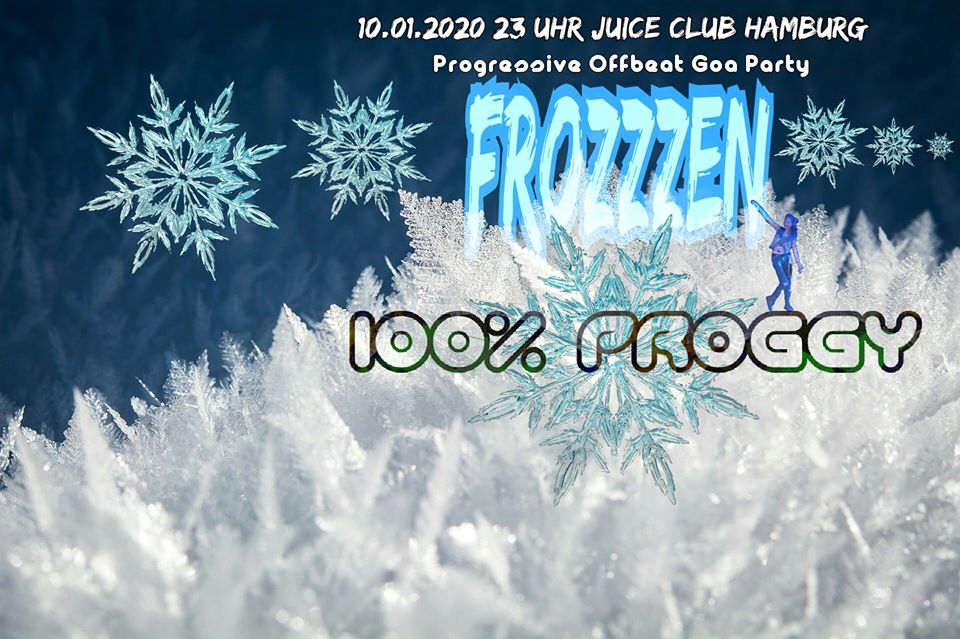 100% Proggy – Frozzzen
